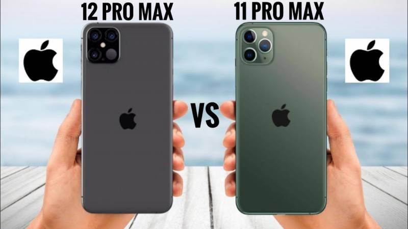 الفرق بين ايفون 11 برو وايفون 12 برو