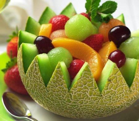 الفواكه في الحلم