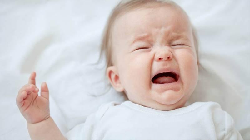 صوت بكاء الطفل الرضيع في المنام