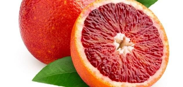 فوائد البرتقال الأحمر هل يخلصك من الكوليسترول