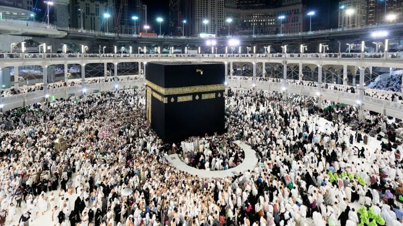 كم كيلو متر من مكة إلى المدينة1