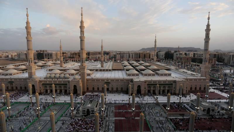 كم كيلو متر من مكة إلى المدينة5