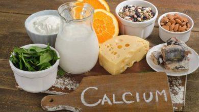 نسبة الكالسيوم في الحليب 1