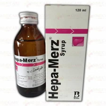 هيباميرز HEPA MERZ لعلاج اضطرابات الكبد