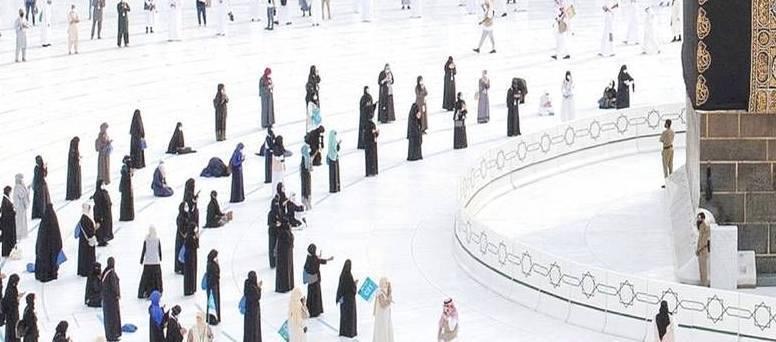 لباس النساء في الحج