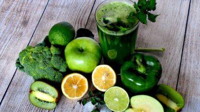 فوائد تناول العصير الاخضر