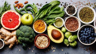 اطعمة مفيدة للكبد