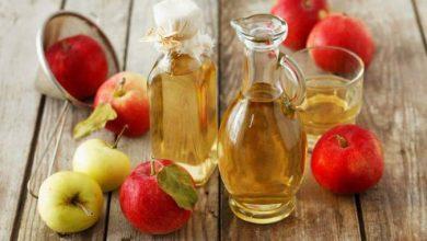 الفرق بين الخل الأبيض وخل التفاح