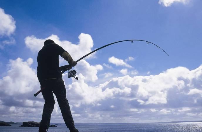 تفسير رؤية الصيد في حلم الرجل.