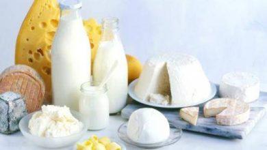 مشتقات الحليب للأطفال